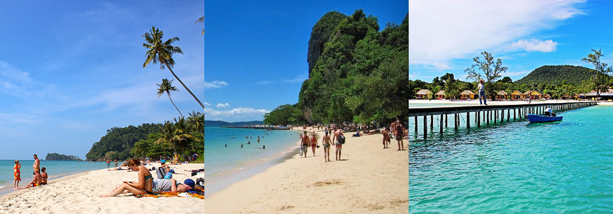Cambodia Beach Break Holiday