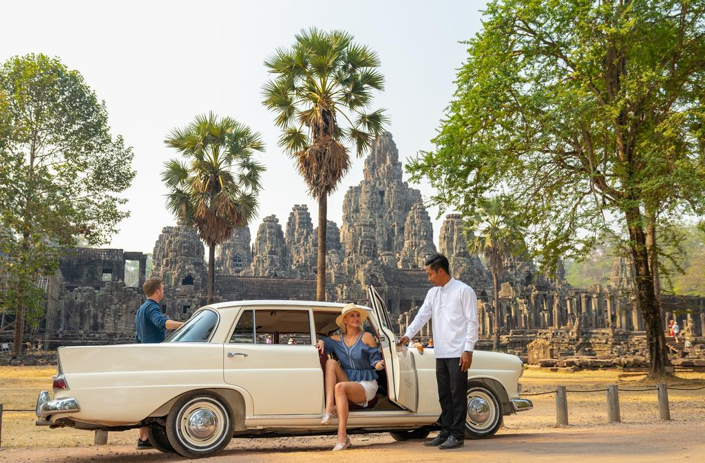 Book Now & Save! The Embassy Angkor Resort & Spa, Siem Reap