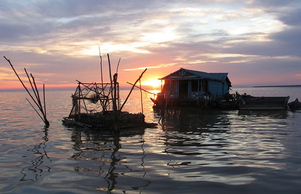 Chong Kneas & Tonle Sap Lake Tour