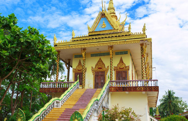 Wat Leu Buddhist Temple